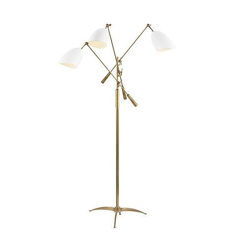 Sommerard Triple Arm Floor Lamp (AERIN Collection, 多色可選)