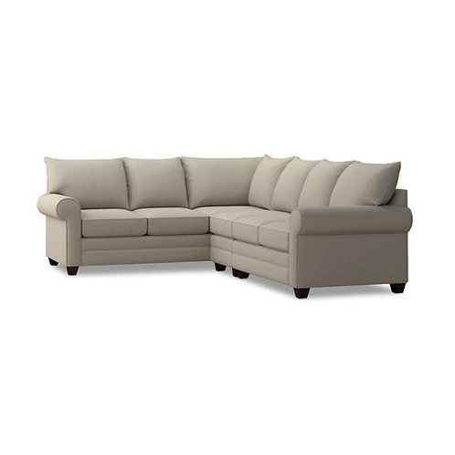 Alexander Large L-Shaped Sectional (More Options)