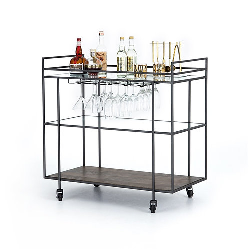 Byron Bar Cart