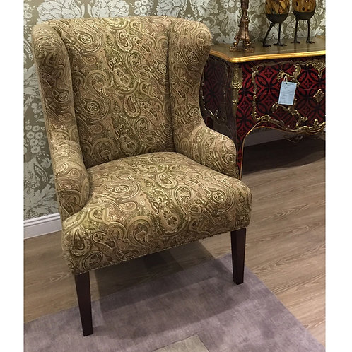 Baker Simply Wing Host Chair