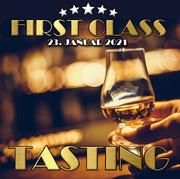 First Class Tasting 23.01.