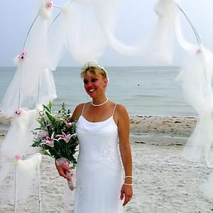 Past Beach Weddings