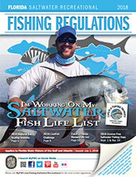 2018 Fl Saltwater Fishing Regulations