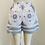 Thumbnail: Ready Made (size M) Vintage Crochet Shorts