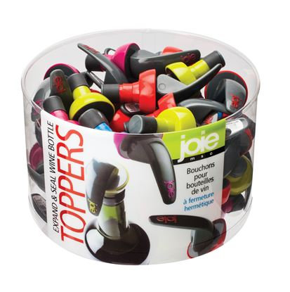 Joie Expand & Seal Wine Bottle Topper