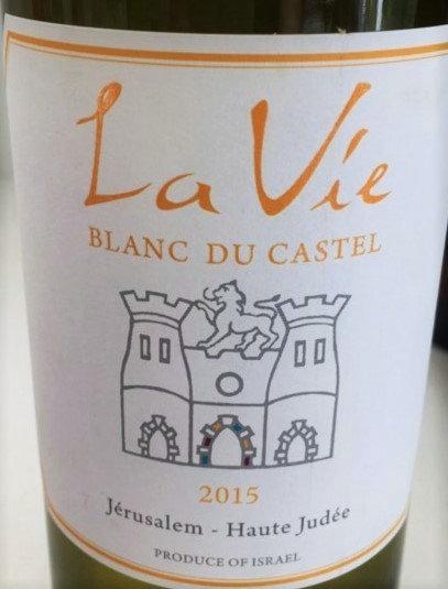 Blanc du Castel 2015 La Vie