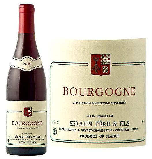 Bourgogne Domaine Sérafin Père & Fils ,2010