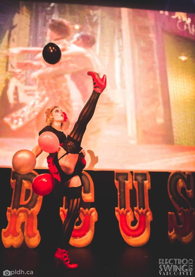 Electro Swing Circus
