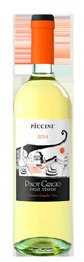 Piccini Pinot Grigio 2014