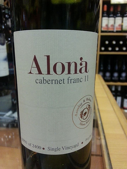 Alona Cabernet Franc 2011