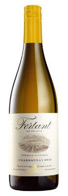 Fortant de France Chardonnay 2015
