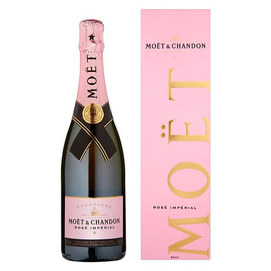 Moët & Chandon Rose Champagne