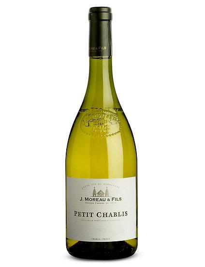 Petit Chablis J.Moreau & Fils 2014