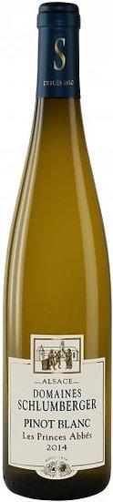 Domaines Schlumberger Pinot blanc 2014