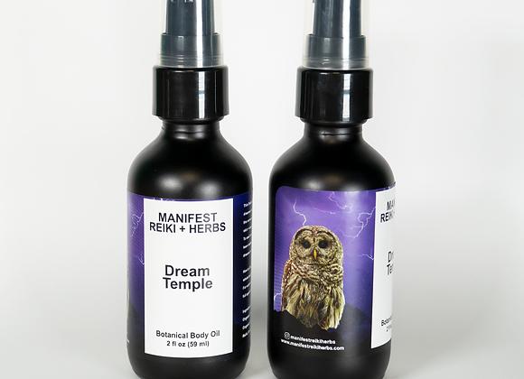 Dream Temple Botanical Body Oil