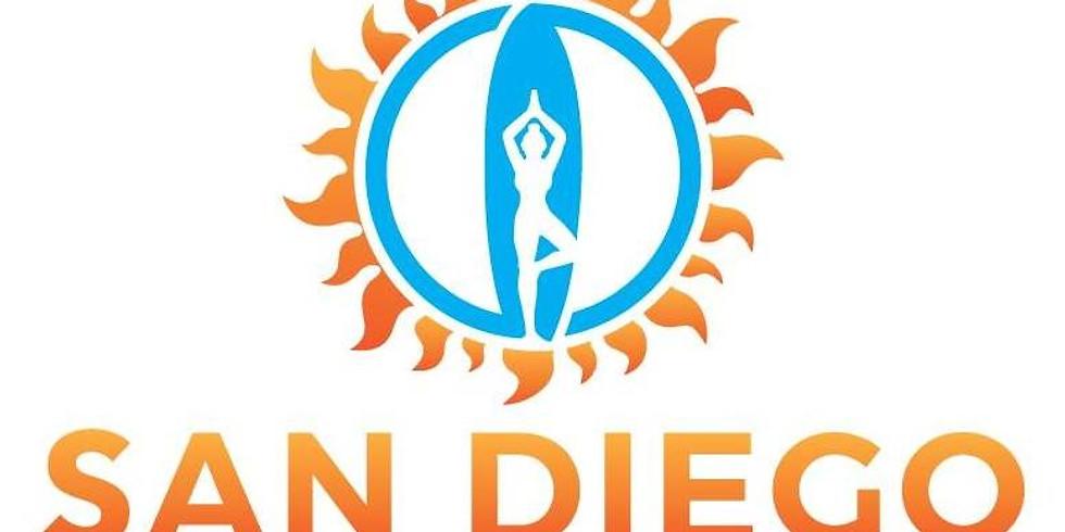 San Diego Yoga Festival - Reiki Cinic