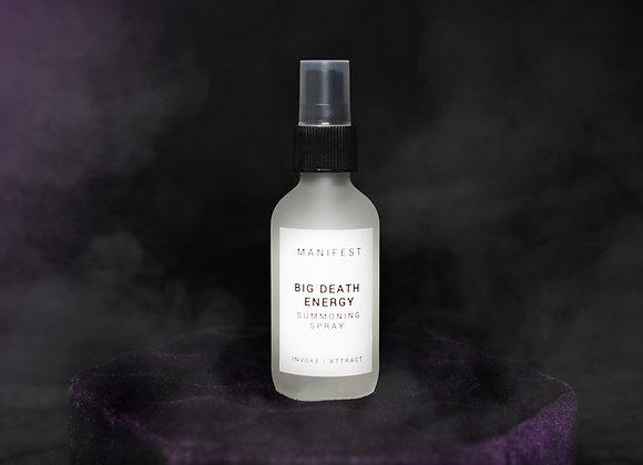Big Death Energy Summoning Spray