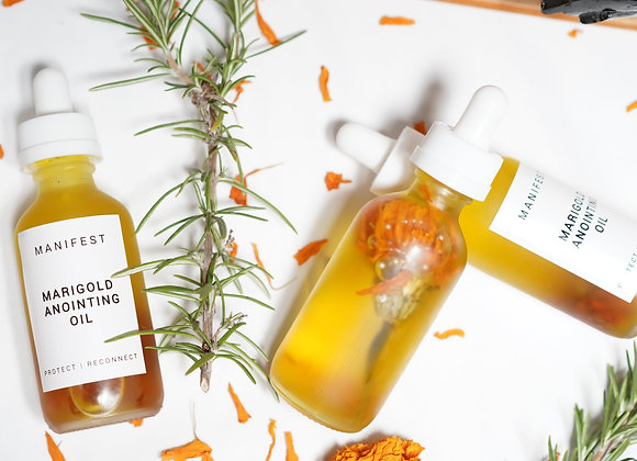 Marigold Anointing Oil