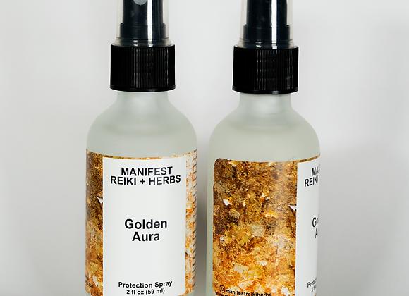 Golden Aura Protection Spray