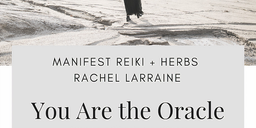 You are the Oracle - An Empowering Energy Healing Retreat