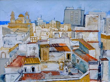 #cadiz#gouache#painting#paper#40x30(1).p