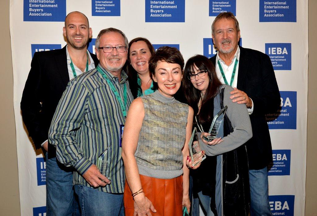 IEBA 2015 - Winners