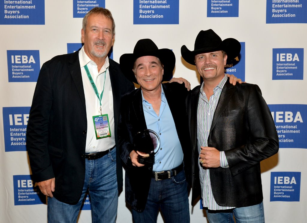 IEBA 2015- Clint Black & John Rich