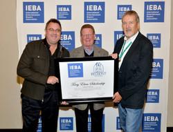 IEBA - VInce Gill & Terry Elam Award