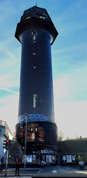Aufnahme des Wasserturms von Alina J. und Lilly T