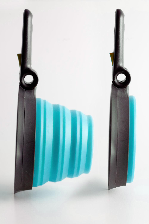 Bleu gadget de cuisine