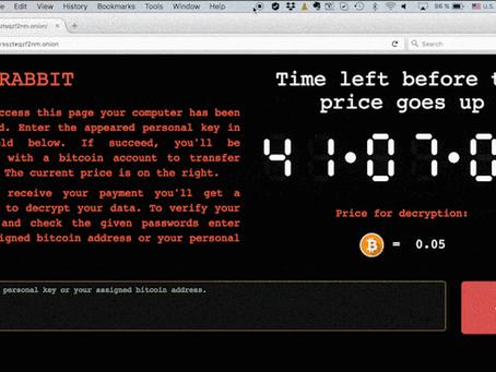Bad Rabbit - l'ennesimo ransomware che proviene dall'Est Europa