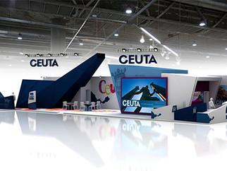 Turismo inicia la cuenta atrás para desplegar los atractivos de Ceuta en FITUR a partir de este miér