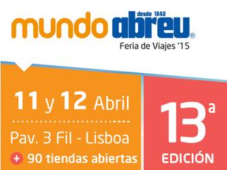 Servicios Turísticos se desplaza a vender Ceuta en Lisboa en la Feria Mundo ABREU
