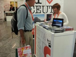 Ceuta participa en el IX Salón de Turismo, Arte y Cultura de Torremolinos