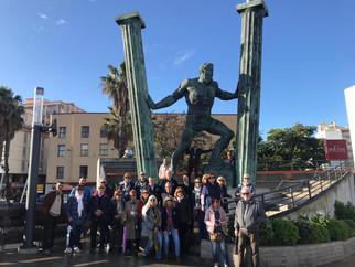LXX Asamblea Nacional Polillas en Ceuta
