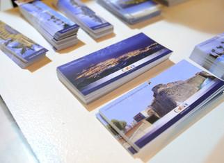 Servicios Turísticos distribuye más de 3.000 unidades de material promocional de los atractivos de C