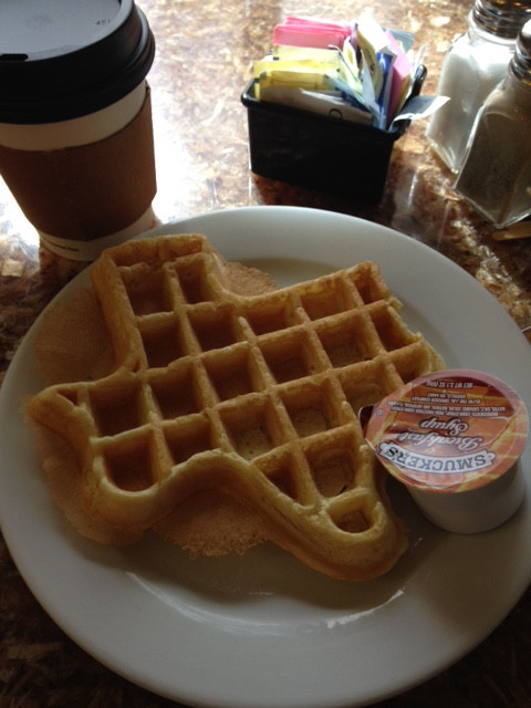 Birth Boot Camp Supporting Arms Retreat, Texas waffle