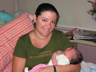 Meredith's Birth: A Natural Hospital Birth