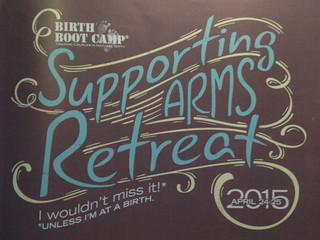 Birth Boot Camp Retreat, Y'all!
