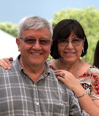Pastores Raymundo y Olga Gonzalez