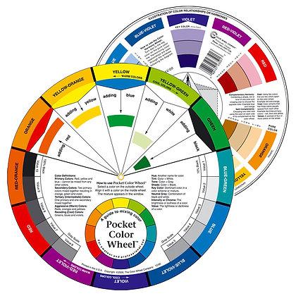מדריך ערבוב צבעים לאמן