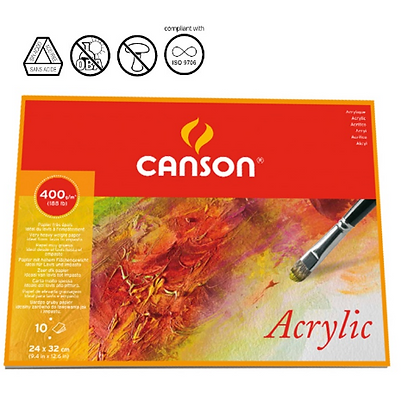 "Canson ""Acrylic"""
