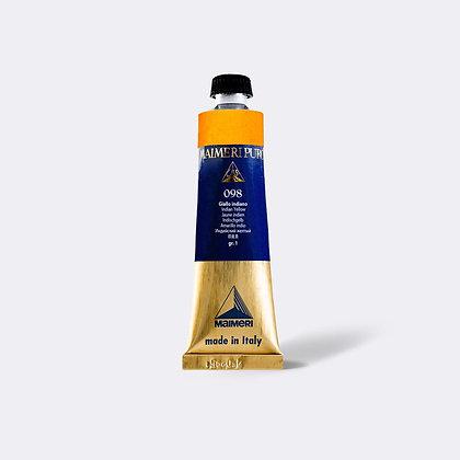 098 - Indian Yellow