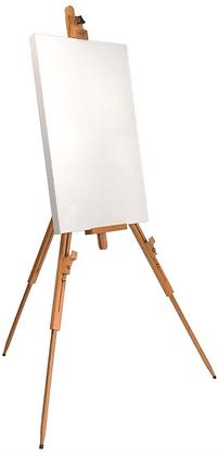 כן ציור עץ מתקפל עד 79 ס״מ