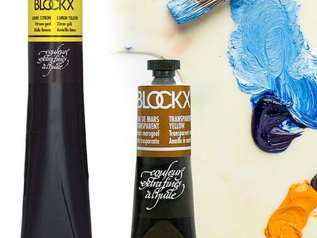 צבעי שמן בלוקס - BlockX