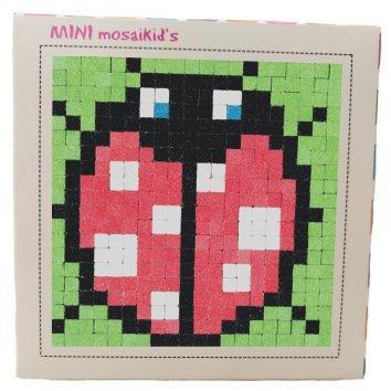 ערכה ליצירת תמונת פסיפס - Mini Mosaikid's - חיפושית