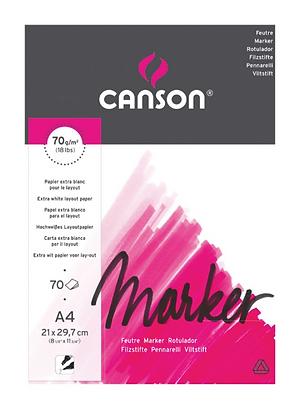 Canson XL מרקר LAYOUT A4
