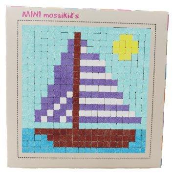 ערכה ליצירת תמונת פסיפס - Mini Mosaikid's - מפרשית