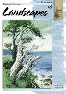 חוברות הדרכה לצייר מסדרת לאונרדו 16-31