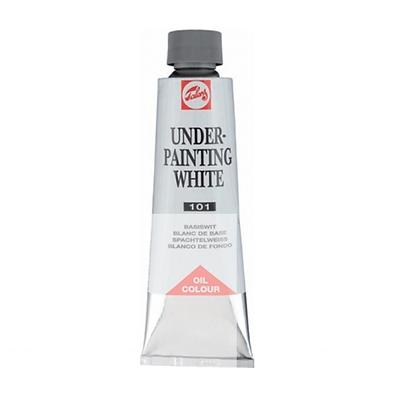 טלנס Underpainting white 101 - צבע שמן